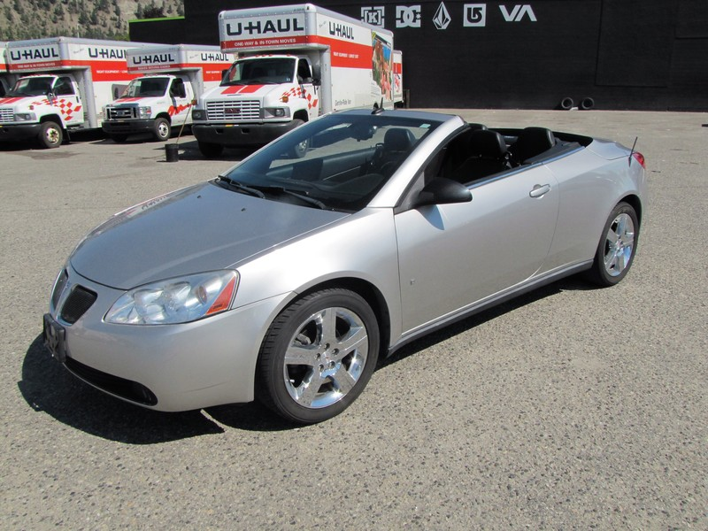 2008 Pontiac G6 Gt Hard Top Convertible Just Reduced Car For Sale In Kelowna Bc Castanet