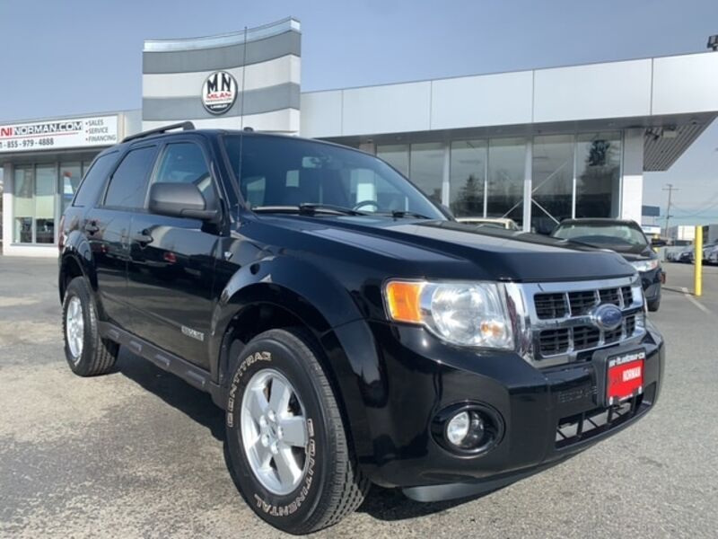 2008 Ford Escape Xlt 3 0l V6 4wd Leather Sunroof Only 138 Suv For