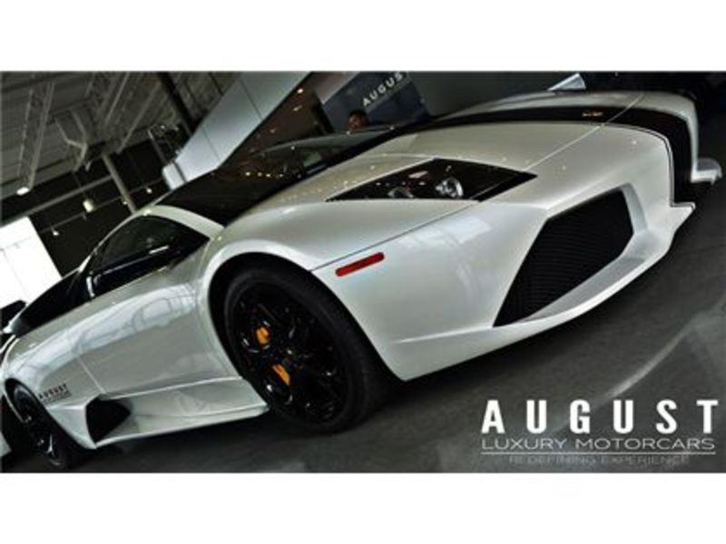 2008 Lamborghini Murcielago Lp640 1199 00 B W Car For Sale In Kelowna Bc Castanet Kelowna