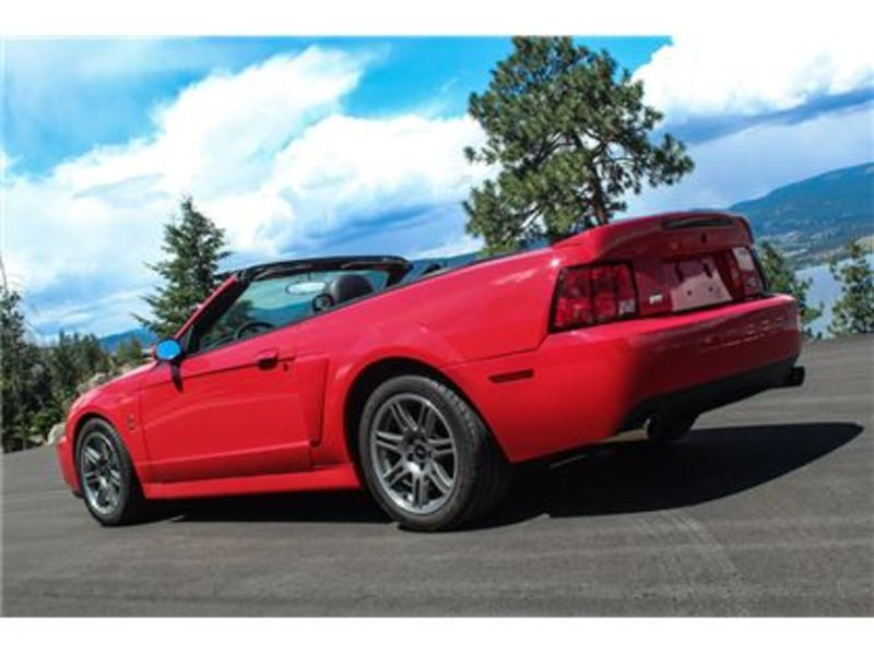2003 Ford Mustang Cobra 10th Anniversary Package 299 00 Car For