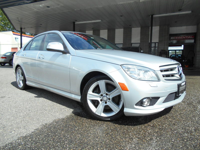2009 mercedes benz c300 car for sale in new westminster for Mercedes benz westminster