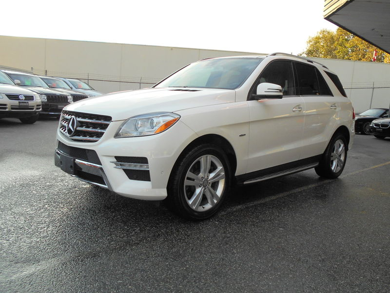 2012 mercedes benz m class suv for sale in new westminster for Mercedes benz westminster